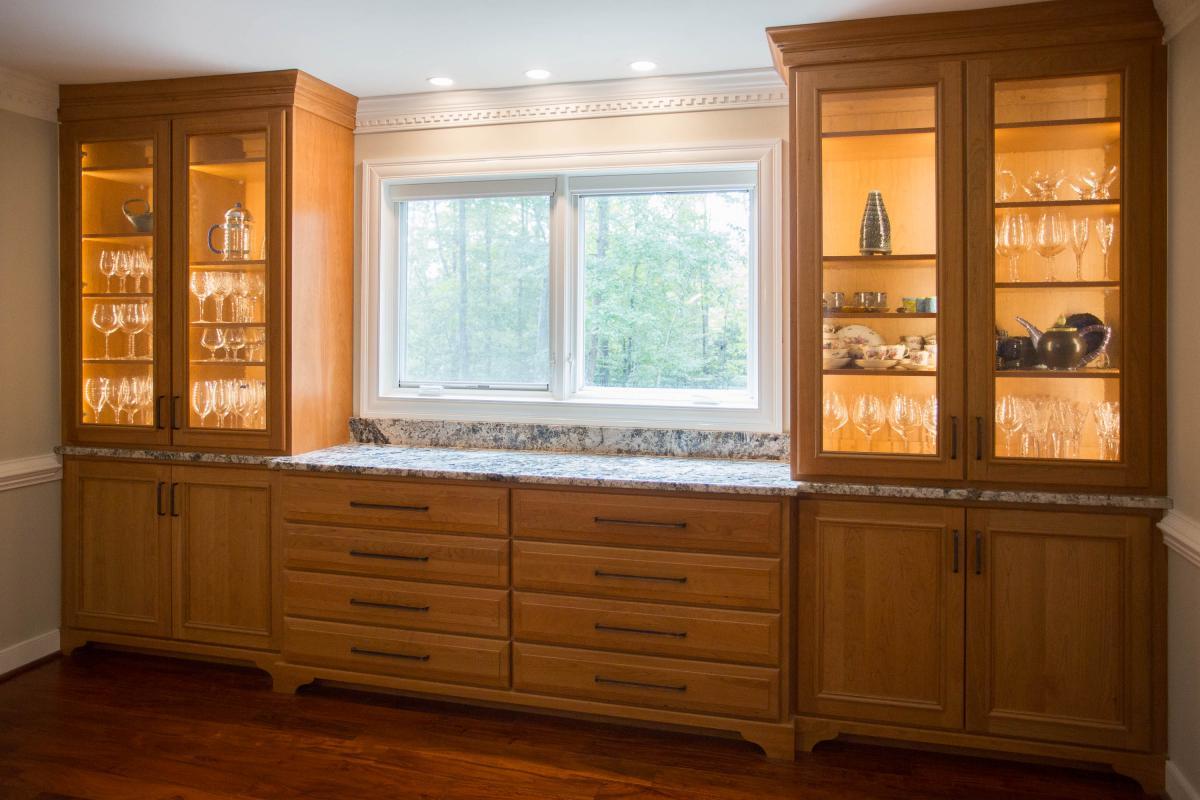 Rancka P1 Prestige Custom Cabinetry Richmond VA